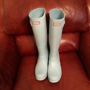 Hunter Boots Size 10